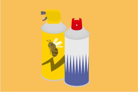 素人でも蜂を退治できる?